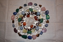 Crystal Mandala Workshop Testimonials - Complete Vibrational Therapies - Energetic Treatments & Workshops for Mind, Body & Spirit - Cranbourne, Melbourne, Australia